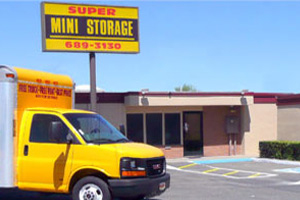 Super Mini Storage Facility