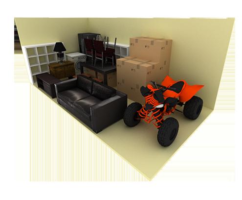 10'x20' Storage Unit